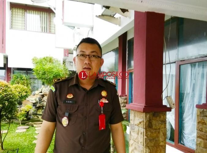 Kejari Optimis Menang Soal Kasasi Anggota DPRD Pesawaran Atas Kasus Korupsi KUR