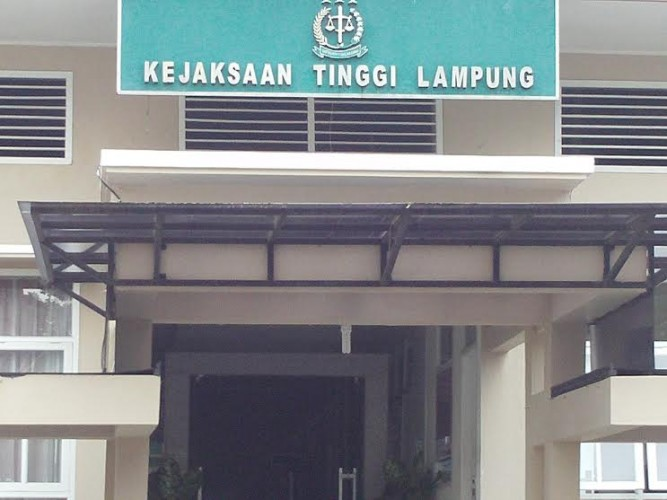 Kejati Lampung Batal Periksa Farizal Terkait Kasus Korupsi LJU