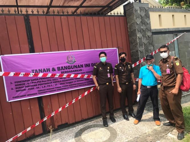 Tersangka Benih Jagung Lampung dalam Proses Cekal