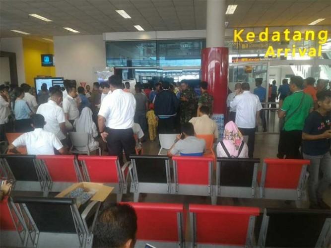 Keluarga Penumpang Lion Air Lost Contact Didata