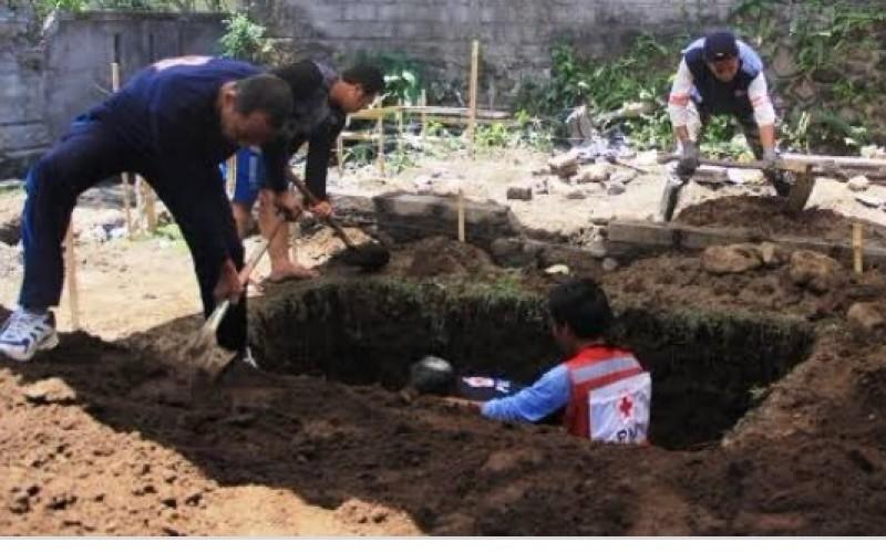 Keluarga Stunting di Ketapang dapat bantuan Jamban