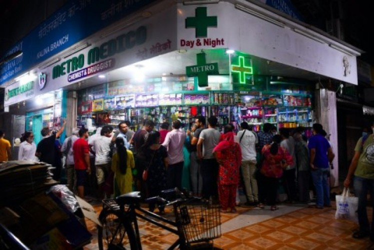 Kematian Akibat Covid-19 di India Tertinggi Asia