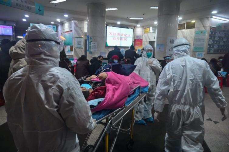 Kematian Akibat Virus Korona di Luar Tiongkok Meningkat