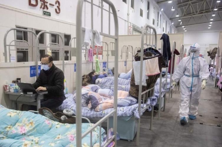 Kematian akibat Virus Korona Mencapai 2.345 Jiwa