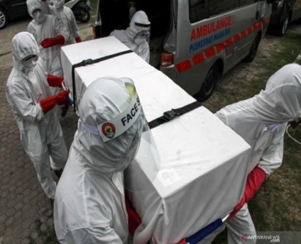 Kematian Covid-19 di Sumsel Tembus Angka 100 Kasus