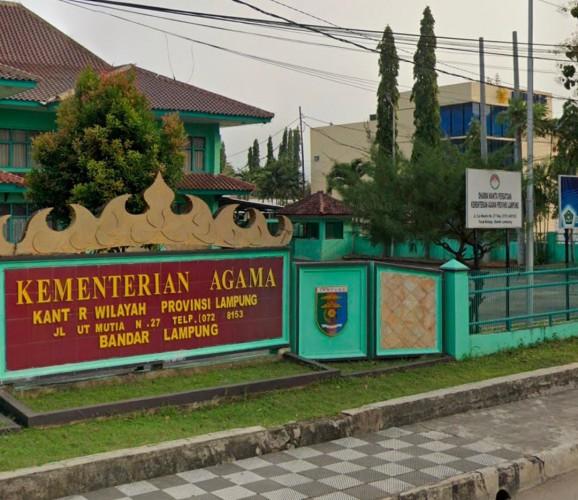 Kemenag Lampung Siapkan 300 Tempat Tidur Pasien Covid-19