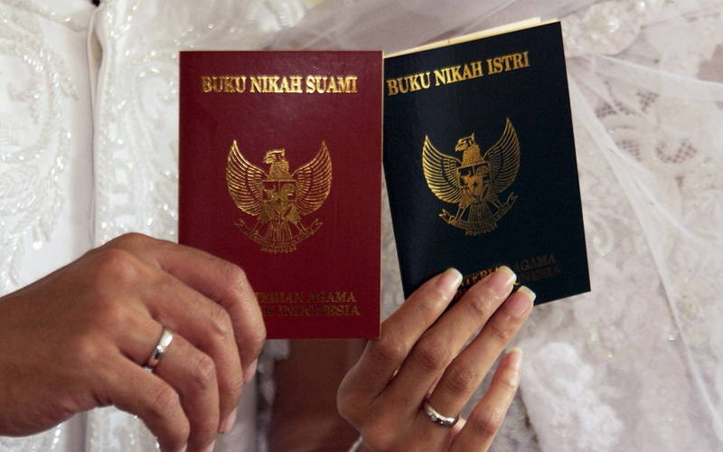 Kemenag Pesisir Barat Klaim Warga Yang Menanyakan Buku Nikah Tak Terdaftar di KUA Ngaras