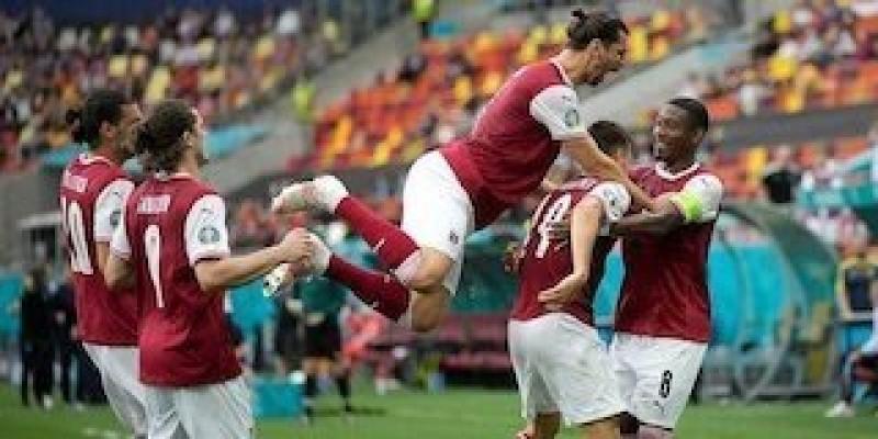 Austria Rebut Tiket 16 Besar lewat Kemenangan Tipis dari Ukraina