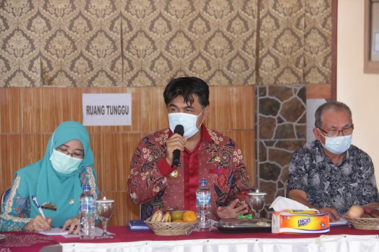 Kemendagri Jadikan Pekon Podomoro Ujicoba E-Voting Pilkades