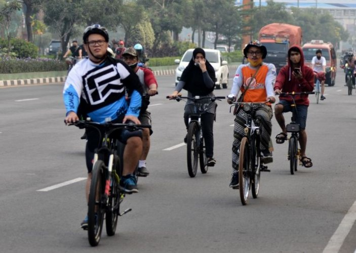 Kemenhub Bantah akan Menyusun Regulasi Pajak Sepeda