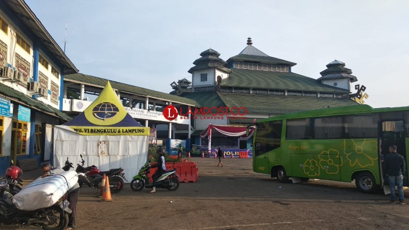 Kemenhub Ingin JadikanTerminal Bus Sekelas Bandara