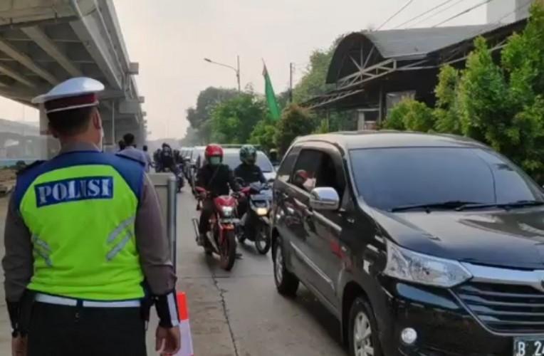 Kemenhub Perketat Arus Balik ke Jakarta
