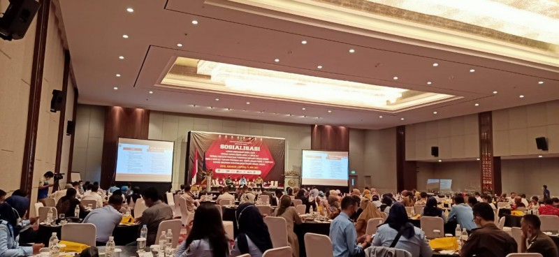 Kemenkumham Lampung Sosialisasi UU Nomor 16 Tahun 2017 Tentang Ormas