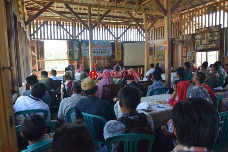 Kemensos Gelar Bimtek untuk 50 Kelompok Penerima Bantuan KUBE