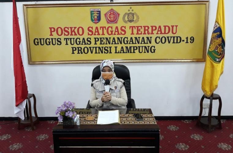 Kemensos Salurkan Bantuan untuk 300 Ribu KK di Lampung