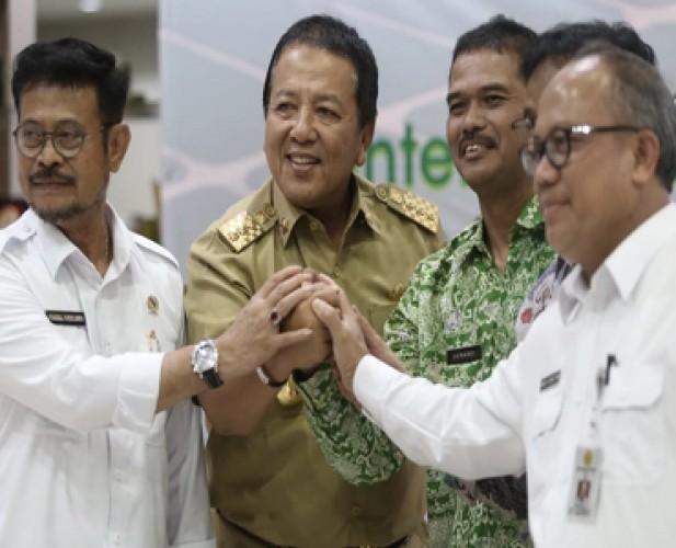 Kementan Siap Kucurkan Rp1 T Dana KUR untuk Lampung