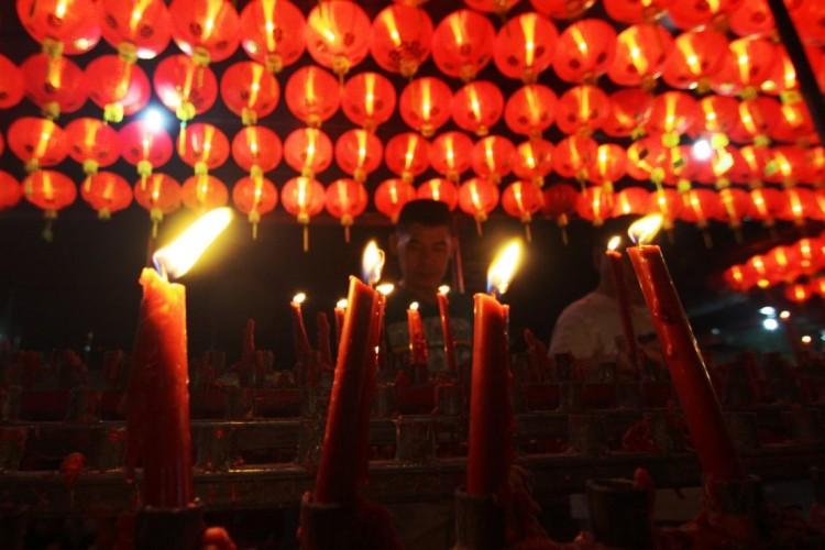 Kemeriahan Imlek dengan Doa Gong Xi Fa Cai
