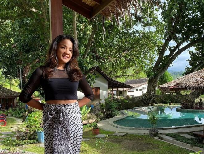 Kena Covid-19, Nirina Zubir Ajak Netizen Patuhi Protokol Kesehatan