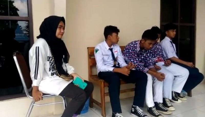 Kena Hipnotis dan Diduga Hendak Diculik, Siswa SMPN 23 Bandar Lampung Lapor Polisi