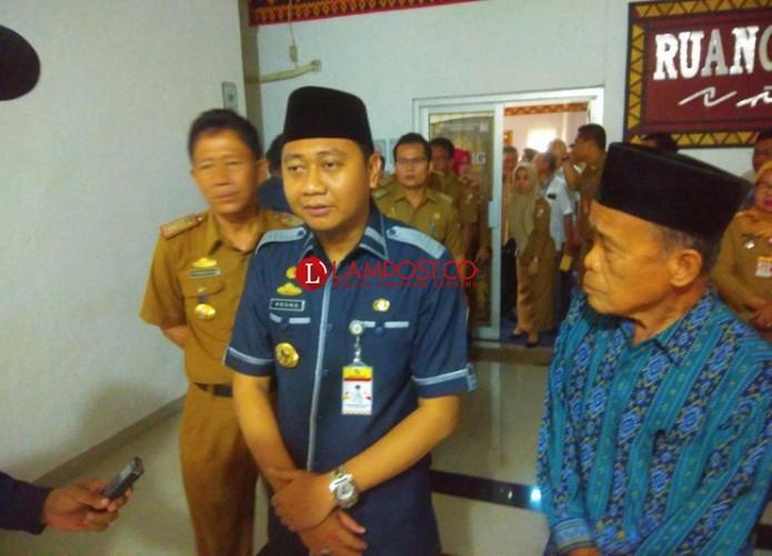 Kena OTT KPK, Harta Bupati Lampung Utara Rp2,365 Miliar
