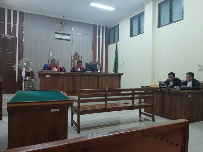 Tiga Warga Bandar Lampung Pengendali Sabu 41,6 Kg Dituntut Mati