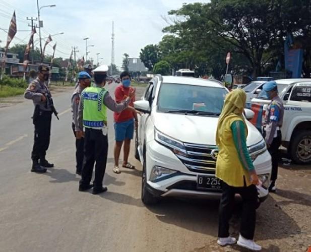8 Hari Operasi Ketupat Kendaraan Masuk Lampung Capai 9.241 Unit