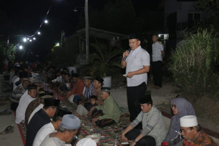 Kenduri Hingga Jalan Sehat Digelar Warga Pringsewu Peringati Tahun Baru Islam