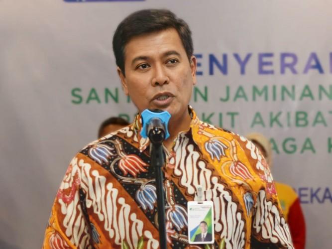 Kepala Daerah Bersama Dinas Jajaran Diminta Dukung Penuh Implementasi Program Jamsostek
