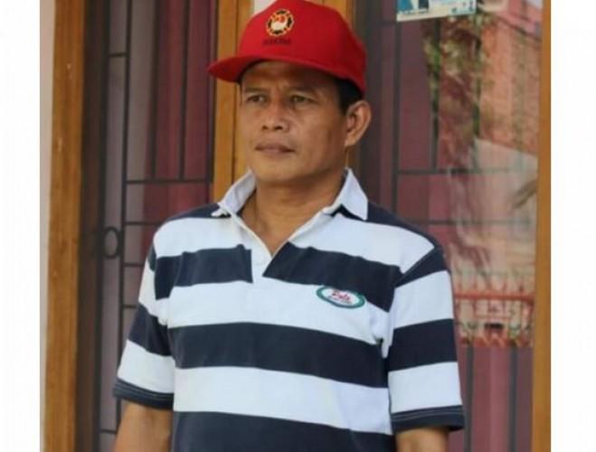 Kepala Disnakertrans Tuba Sumarno Meninggal