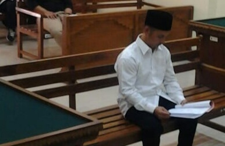 Kepala Kampung Sukamaju Didakwa Korupsi dan Penyalahgunaan Wewenang