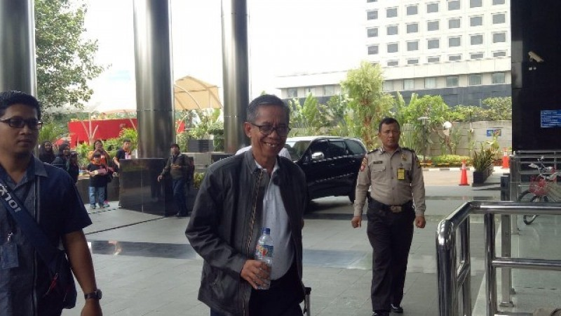 Kepala Kantor Pajak Ambon Terjaring OTT Tiba di KPK