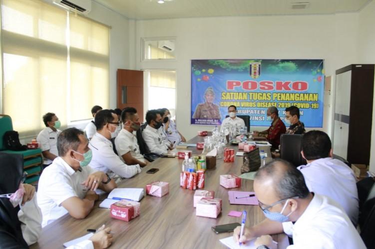 Kepala KPPN Kotabumi Apresiasi Kinerja Keuangan Pemkab Way Kanan