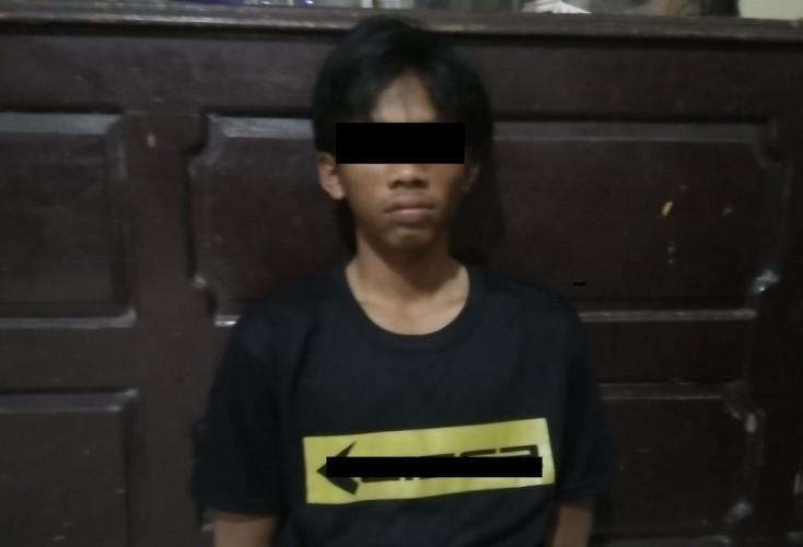 Kepergok Mencuri, Pemuda asal Bumiagung Dibekuk Pemilik Rumah
