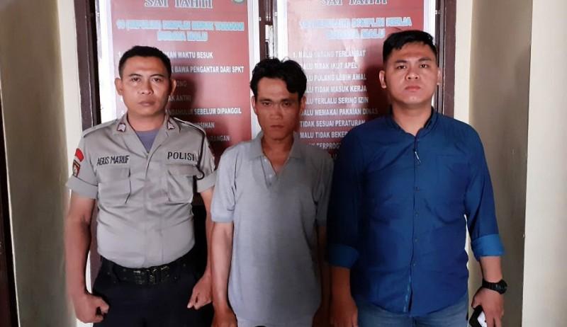 Kepolisian Tulangbawang Bekuk Pembegal di Perkebunan