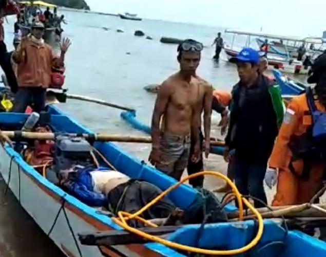 Kepsek Madrasah Korban Tenggelam di Pantai Belebuk Ditemukan