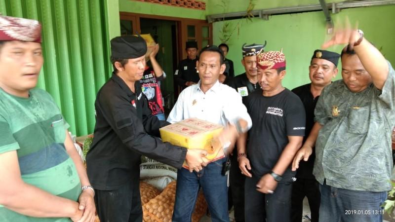 Kerajaan Adat Sekala Bkhak Kembali Kirim Bantuan ke Korban Tsunami