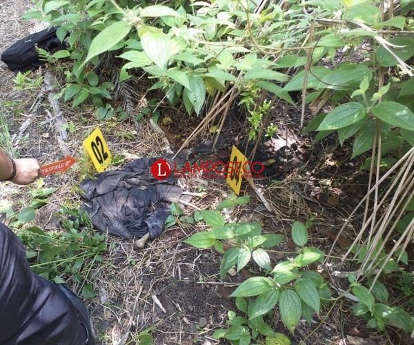 Kerangka Manusia Ditemukan di Kebun Sawit PT Kharisma