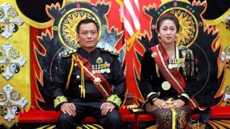 Keraton Agung Sejagat Punya 'Jenderal' di Lampung
