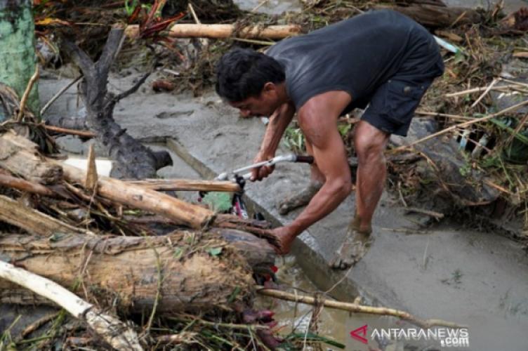 Kerugian Banjir di Sulawesi Tenggara Capai Capai Rp8,4 Miliar