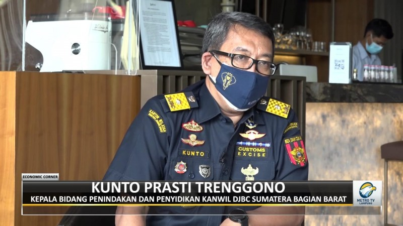 Kerugian Lampung Akibat Peredaran Narkoba Capai Rp1,4 Triliun