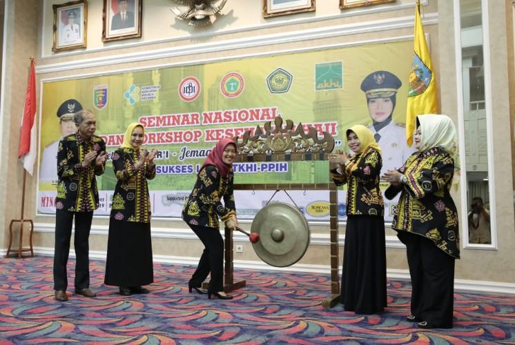 Kesehatan Calon Jemaah Haji Lampung Terus Diperhatikan