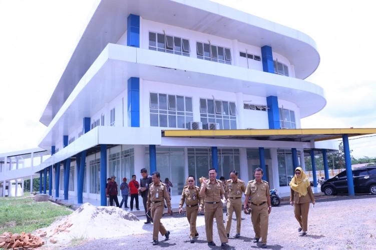 Kesiapan Operasional RSUD Zainal Abidin Pagar Alam Dievaluasi