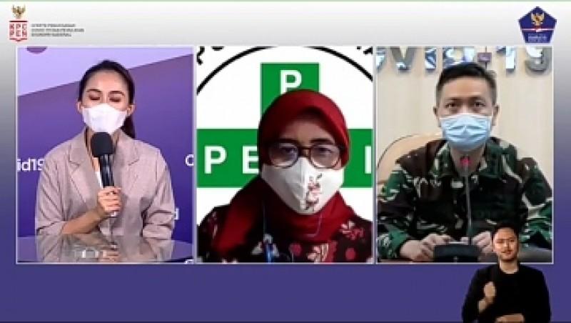 Keterisian Rumah Sakit Rujukan di Jawa Masih 60 Persen