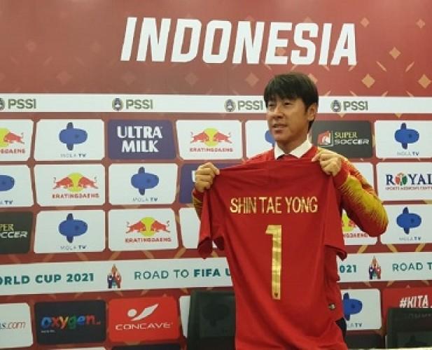 Ketua Asosiasi Pelatih Indonesia Kecewa Sikap Shin Tae-yong
