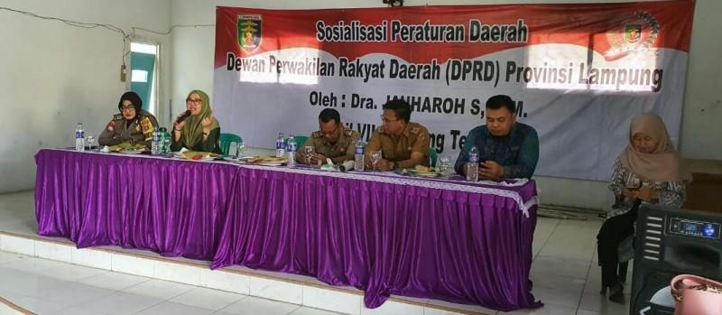Ketua Bapemperda Lampung Serius Perangi Narkoba