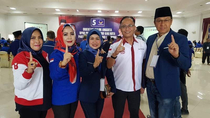 Ketua Bravo 5 Lampung Harap Jokowi Bakar Semangat Relawan