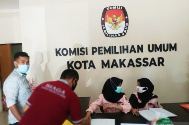 Ketua dan Komisioner KPU Makassar Kena Korona
