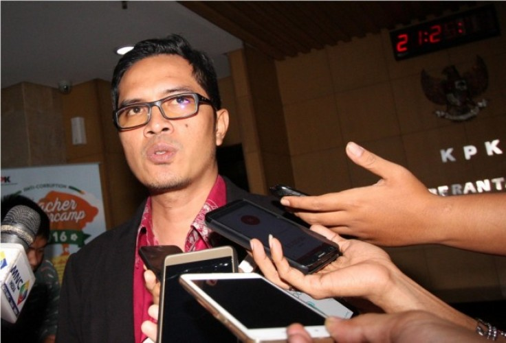 Ketua DPRD Lamteng dan dua Anggota Berstatus Tersangka Diperiksa KPK
