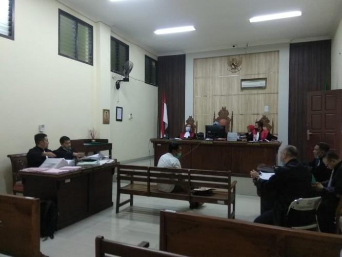 Ketua Gapoktan Didakwa Pasal Berlapis Atas Kasus Penyimpangan Dana Perluasan Cetak Sawah