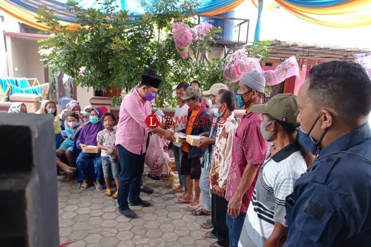 Ketua Komisi II DPRD Serap Aspirasi Warga Natar